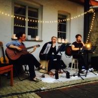 Hofkonzert in Erfurt, 23. Mai 2015 © E. Schubert