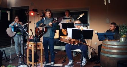 Konzert in Oranienbaum am 02. Juli 2016