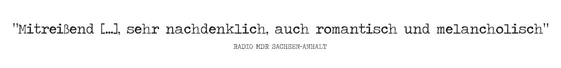 Radio MDR Sachsen Anhalt Zitat